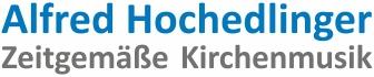 Zeitgemäße Kirchenmusik-Logo